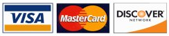For AC in Kenosha WI, we accept most major credit cards.